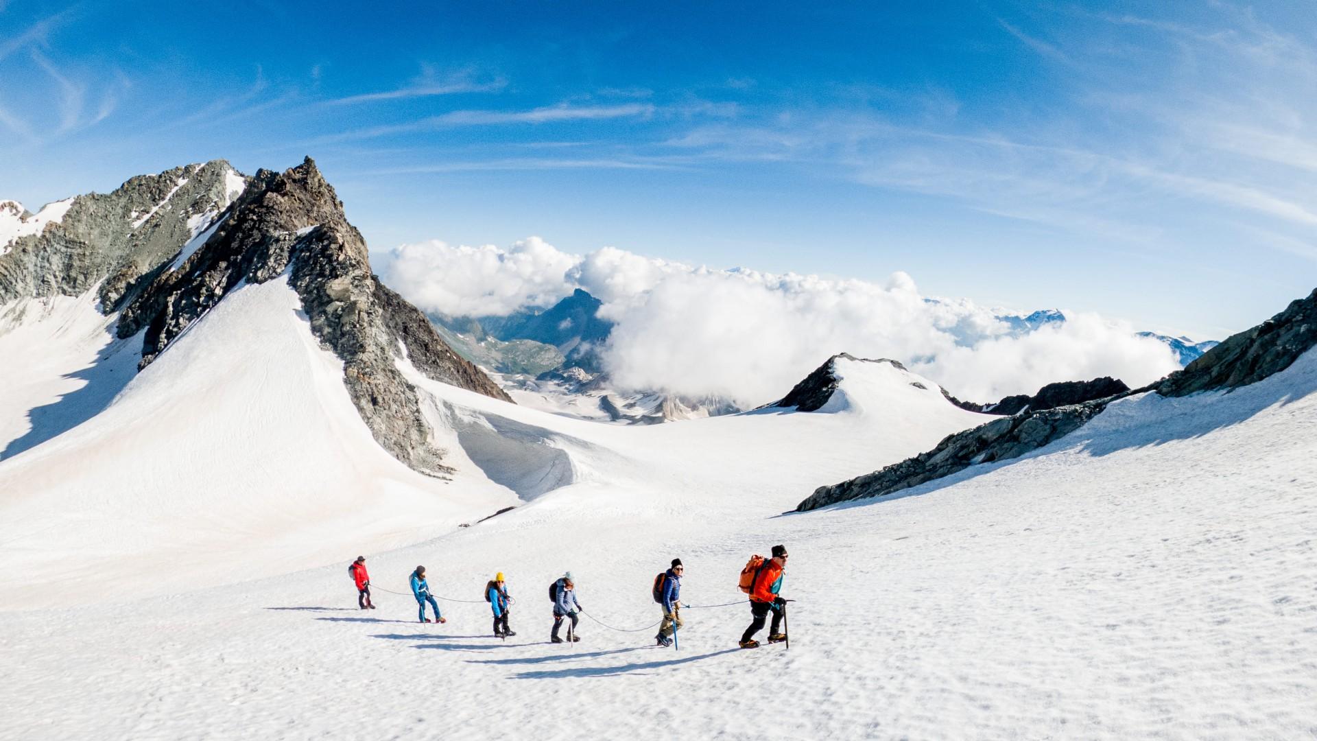 © OT Val Thorens - Rando glaciaire