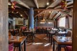 Restaurant - ©Residence Chamois D'Or