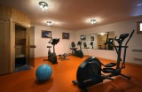 Fitness Room - ©Résidence Chalet des Neiges Plein Sud
