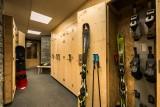 Ski room - © Chalet Altitude