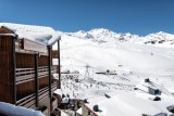 Slopes view - ©Residence Chamois D'Or