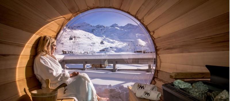 Spa © Montana Lodge