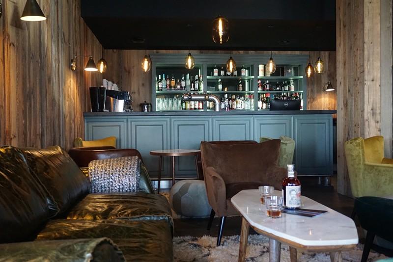 °F7 Bar La Cheminée