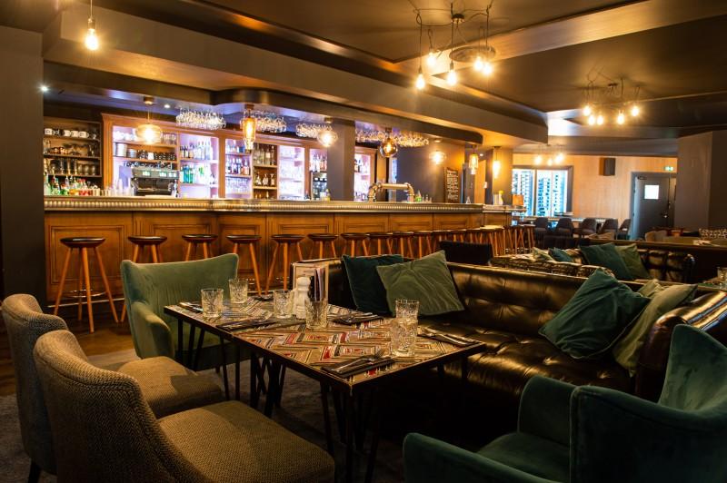 °F7 Le Zinc bar restaurant