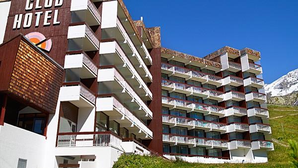 South facade - © Residence Le Gypaète