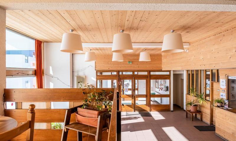 Reception - © Residence Le Gypaète