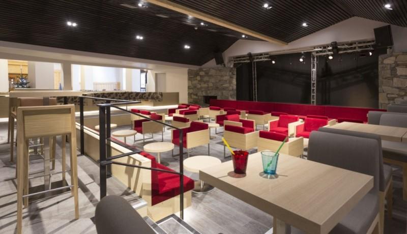 Restaurant © MMV Les Arolles