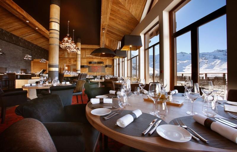 Restaurant - ©Résidence Koh I Nor