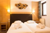 Bedroom - ©Résidence Koh I Nor