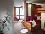 Sleeping corner - ©Residence Le Gypaète