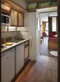 Kitchen - ©Residence Le Gypaète