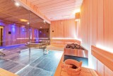 Wellness Area ©Chalets Privés du Koh I Nor