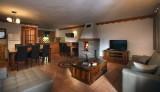 Living Room - ©Résidence Chalet des Neiges Plein Sud