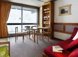 Living room - ©Residence Le Gypaète