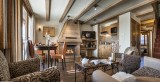 Living room/Kitchen - ©Studio Bergoend