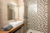 Bathroom - ©Residence Chamois D'Or