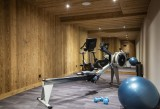 Fitness Room ©Chalets Privés du Koh I Nor