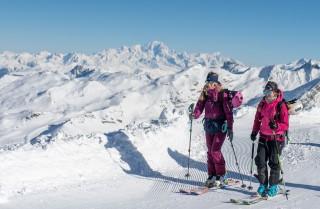 © OT Val Thorens - Ski de rando