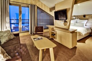 Suite Junior © Altapura / L. Di Orio, T. Shu, L. Brandajs & DR
