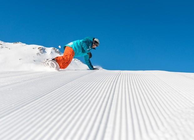 © Oxygène - Cours snowboard