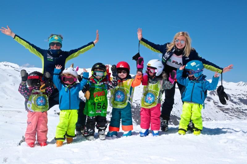 © Prosneige - Baby ski