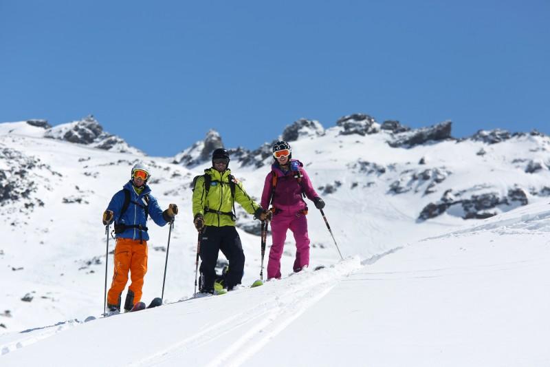 © Prosneige - Ski class