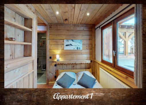 Apartment 1 - ©Résidence Chalets du Thorens