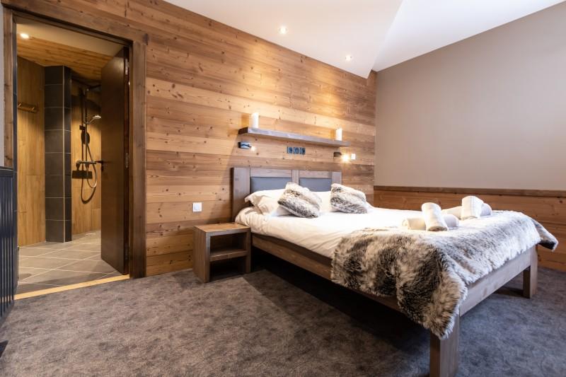 Chambre double - © Chalet Altitude