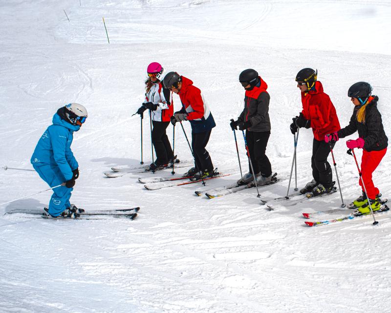© Ski Cool - Cours ski