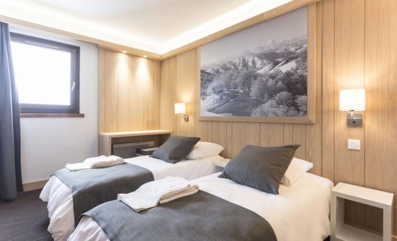 Chambre double © MMV Les Arolles