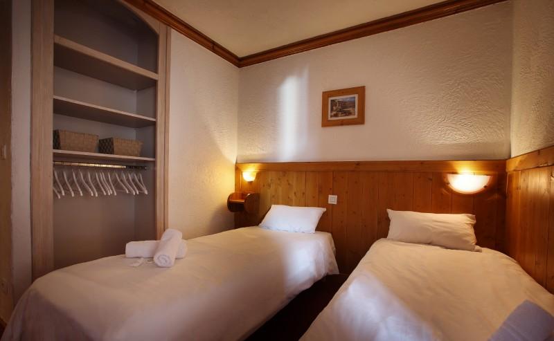 Bedroom - ©Résidence Chalet des Neiges Plein Sud