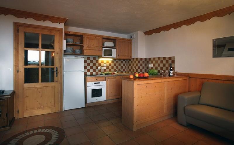 Kitchen - ©Résidence Chalet des Neiges Plein Sud