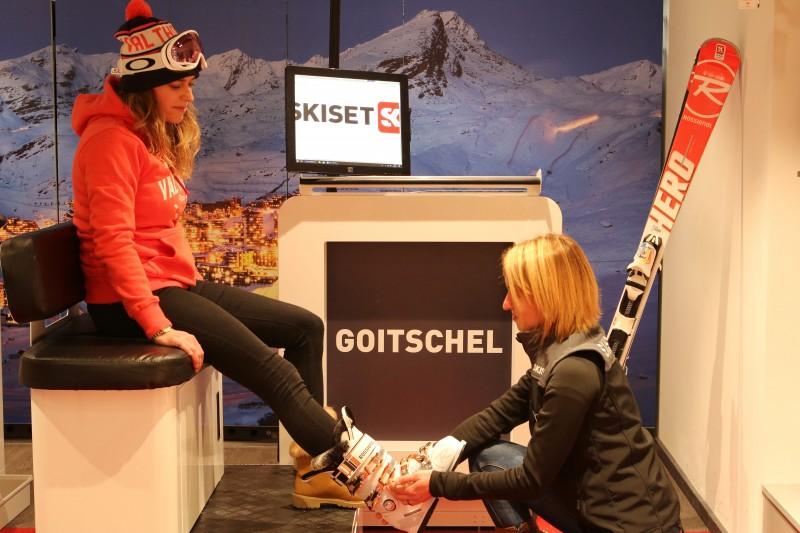 @ Goitschel - Equipment rental