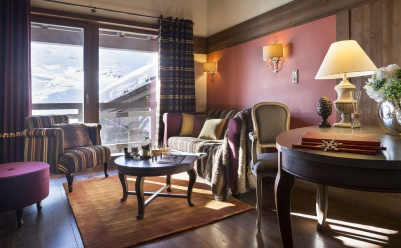 Hôtel Le Hameau du Kashmir © Bergoend