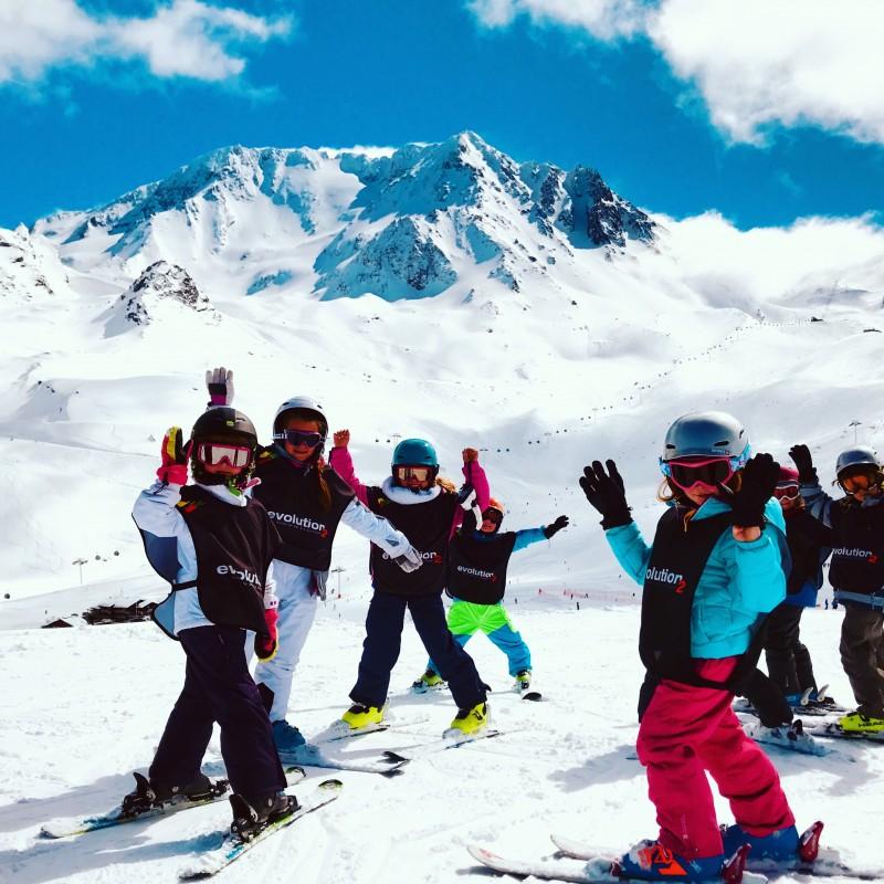 © Evolution 2 - Cours ski