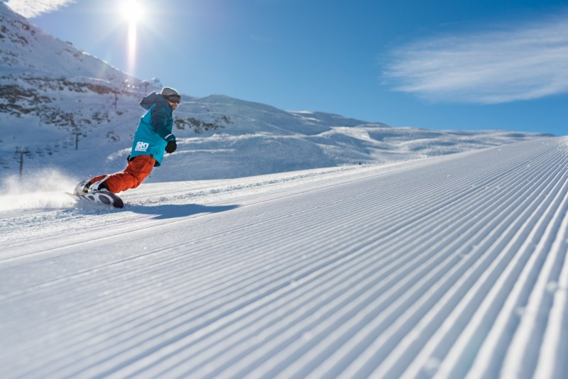 © Oxygène - Cours snow