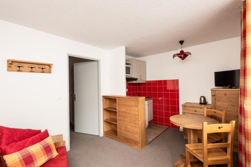 Living-room - ©Residence Chamois D'Or