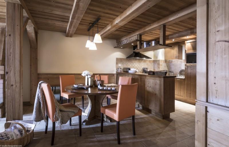 Dining room/Kitchen - ©Studio Bergoend