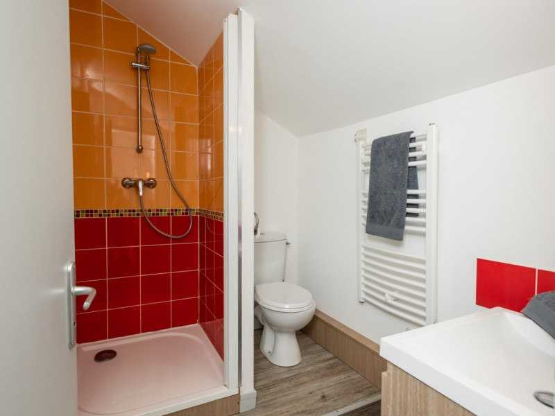 Bathroom - ©Residence Chamois D'Or