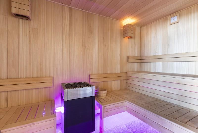 Sauna ©Chalets Privés du Koh I Nor