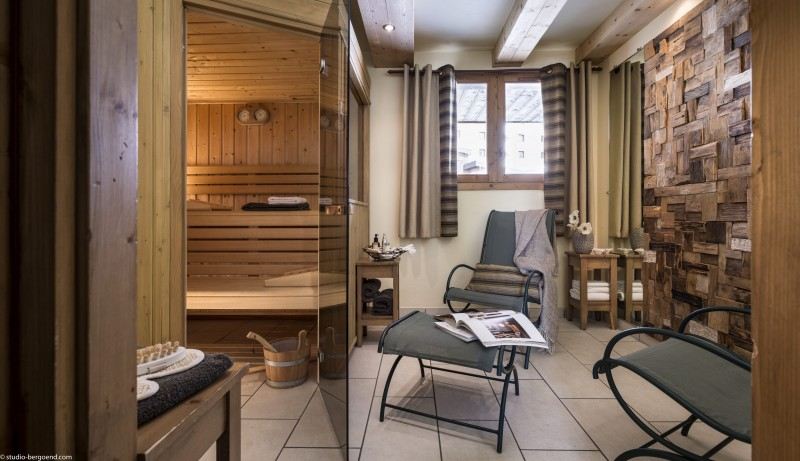 Sauna - ©Studio Bergoend