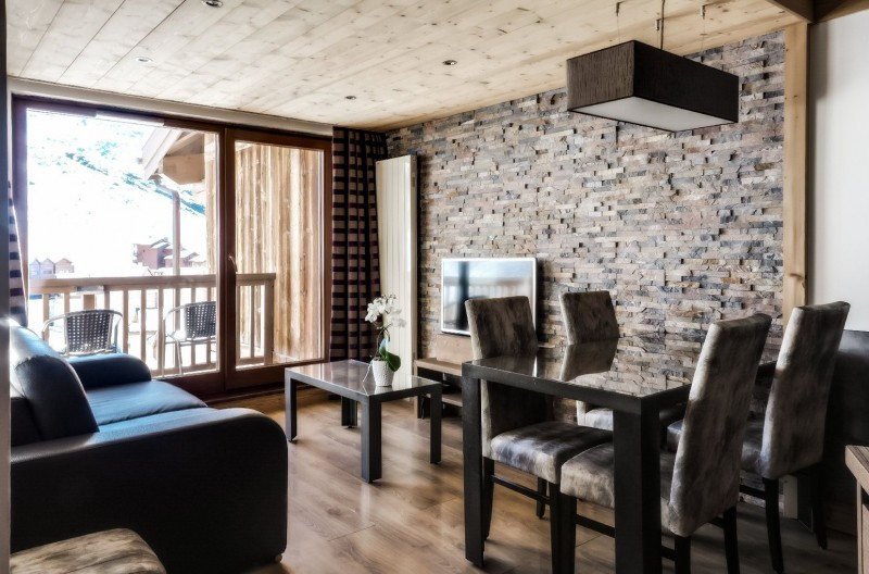 Living Room - ©Résidence Koh I Nor