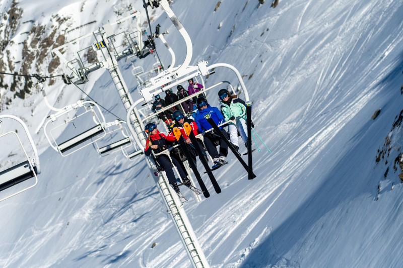 © OT Val Thorens - Ski