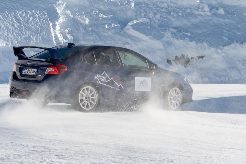 © OT Val Thorens - Ice Driving