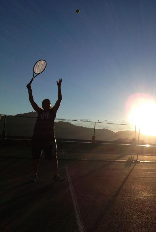 Tennis - © OT Val Thorens