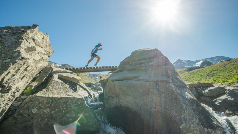 Trail © OT Val Thorens